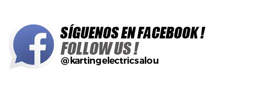 FACEBOOK ELECTRIC KARTING SALOU